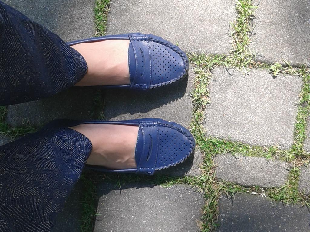 Slow fashion a praktyka - buty