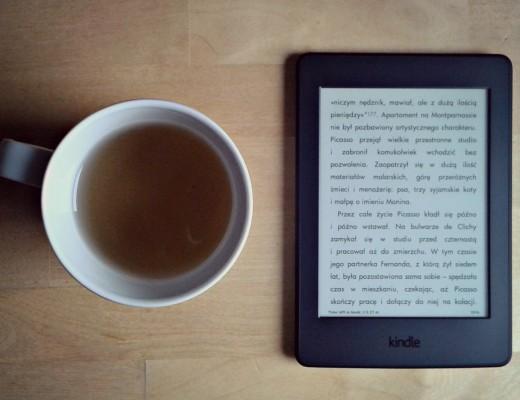 Kindle Paperwhite - czytnik e-booków