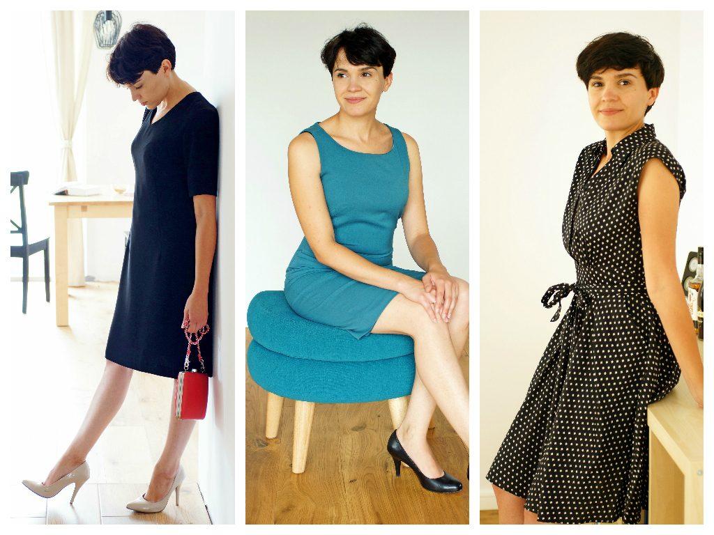 Z małej szafy: sukienki